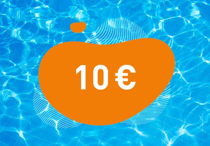 dübWertgutschein 10 €