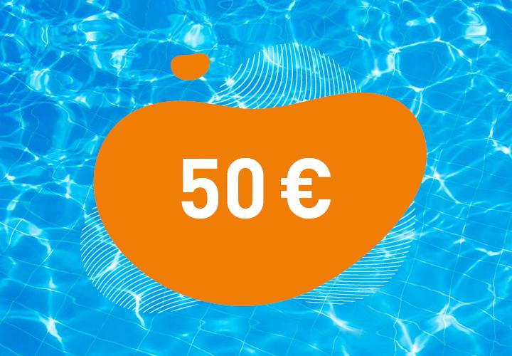 dübWertgutschein 50 €